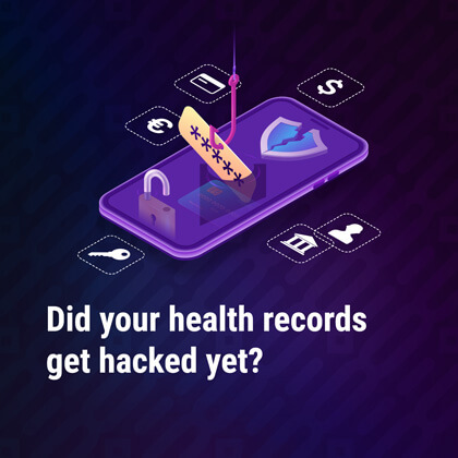 Did your health records get hacked yet?